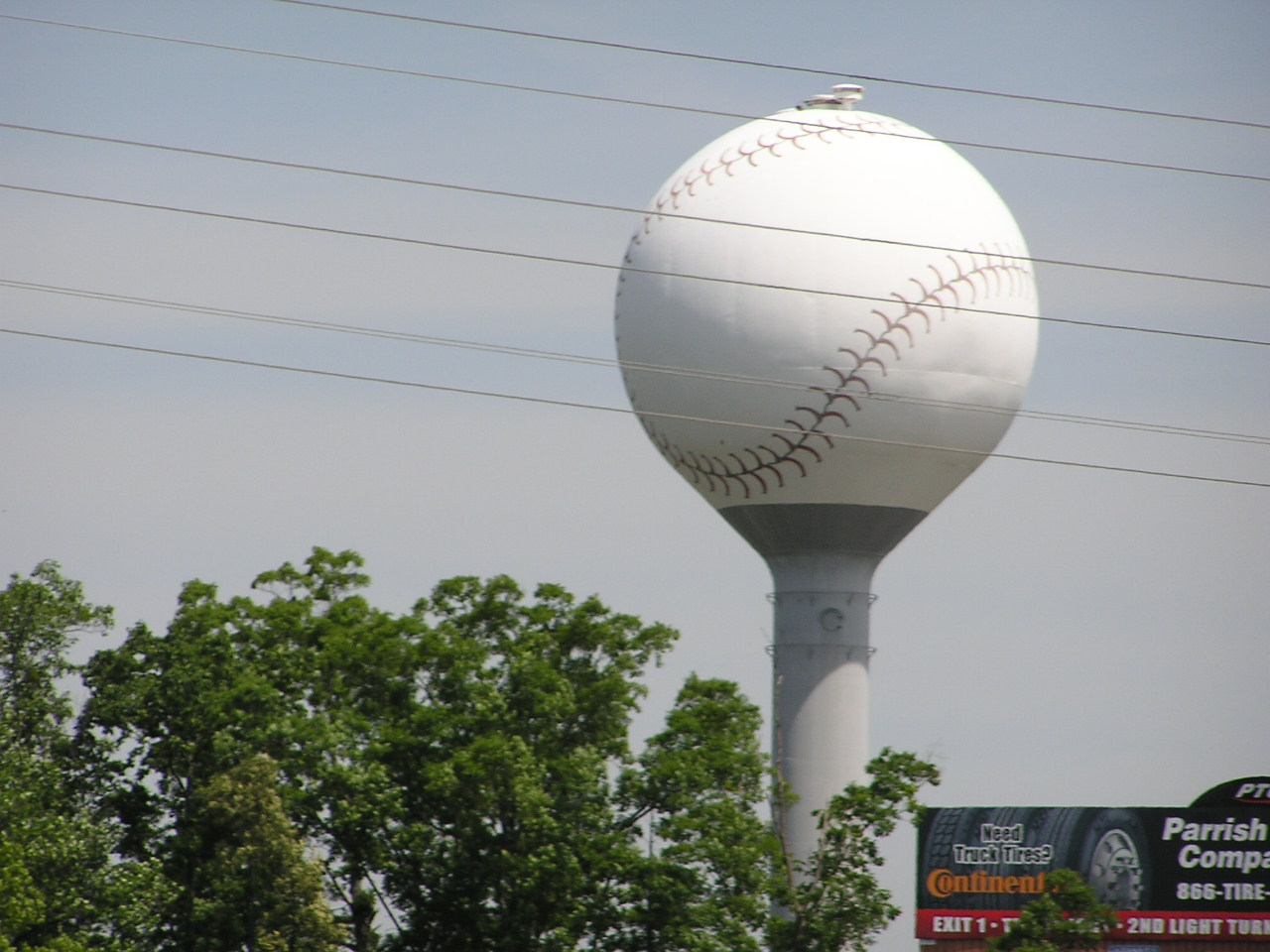 The Watertower at the Exit in Fort Mill, SC